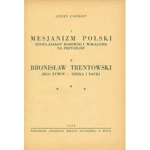 CHOBOT Józef, Mesjanizm Polski.