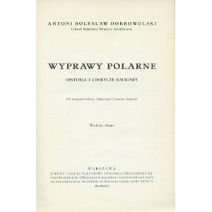 DOBROWOLSKI Antoni B.: Wyprawy polarne.
