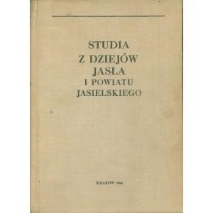 JASŁO i powiat jasielski.
