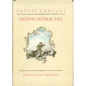 KRASICKI Ignacy, Monachomachia.