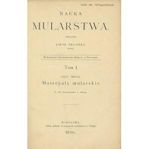 NAUKA Mularstwa. T. I. Cz. 2.