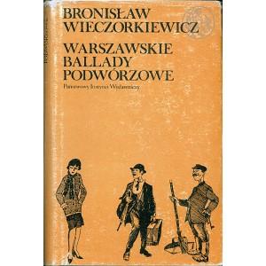 WARSZAWSKIE Ballady Podwórzowe.