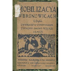 MOBILIZACYA w Bronowicach.