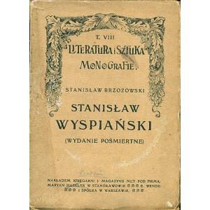 BRZOZOWSKI Stanisław, Stanisław Wyspiański.