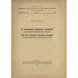 JUNDZIŁŁ Stanisław Bonifacy.