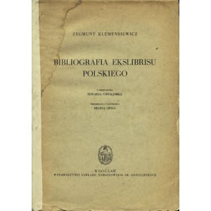BIBLIOGRAFIA ekslibrisu polskiego.