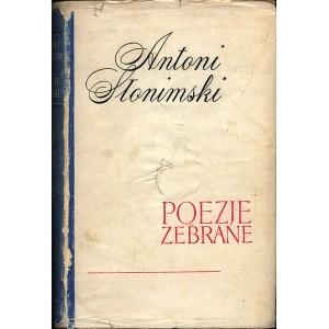 SŁONIMSKI Antoni, Poezje zebrane