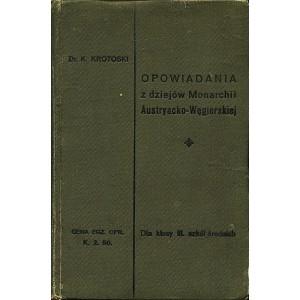 KROTOSKI Kazimierz, Opowiadania z dziejów