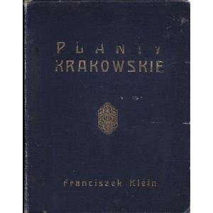 PLANTY Krakowskie.