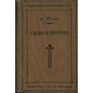 WORSFOLD Bazyli, O sądzie w literaturze.