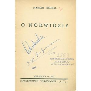 PIECHAL Marian, O Norwidzie.