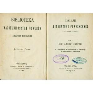 DZIEJE Literatury Powszechnej. T.1.