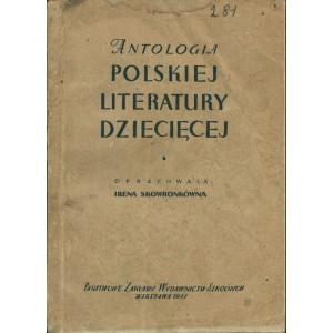 ANTOLOGIA polskiej literatury dziecięcej.