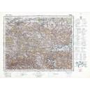 BOCHNIA  mapa 1:100 000, Pas 49 Słup 31