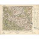 WOŹNIKI mapa 1:100 000 Pas 46 Słup 28