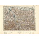 WADOWICE mapa 1:100 000 Pas 49 Słup 29