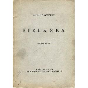 KOŃCZYC Tadeusz, Sielanka.