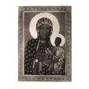 KONSERWACJA cudownego obrazu Matki Boskiej Częstochowskiej